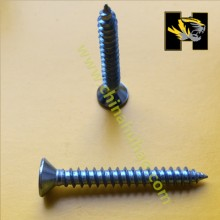 Tapping Screw,Self Tapping Screw,CSK Head Self Tapping Screw,Fasteners Screw,Galvanized Self Tapping Screw