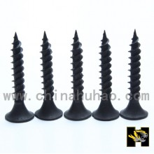 Fine thread  phosphated  drywall screws