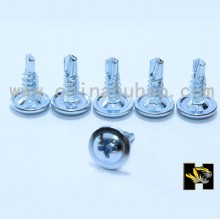 Truss head self drilling screws