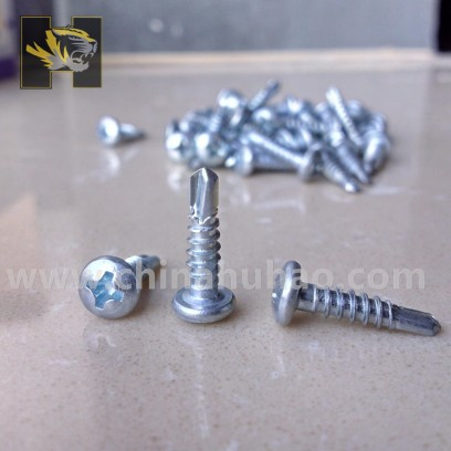 Pan Head Self-drilling Screw,Fasteners Drilling Screw,TEK Drilling Screw,Decoration Screws,Roofing Screws