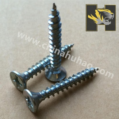 Fiber Board Screw,DIN7505 Chipboard Screw,Fasteners Screws,Furniture Screw,HDF Screw