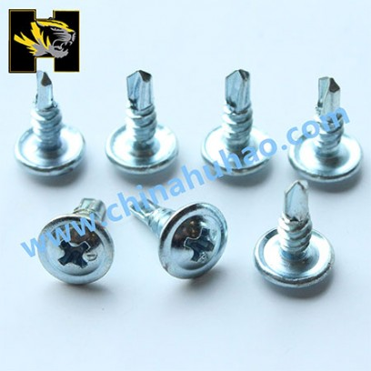 Truss Head Self Drilling Screw,Fastener Screw,Iron Plate Washer Head Self Drilling Screw,Modified Truss Head Self Drilling Screw,Sealing washer Self Drilling Screw