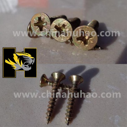 Chipboard Screw,Wood Screw,MDF Screw,Fiber Board Screw,DIN7505 Chipboard Screw