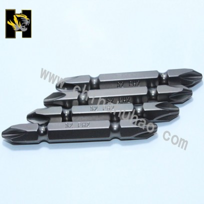Black nickel surface drive bit
